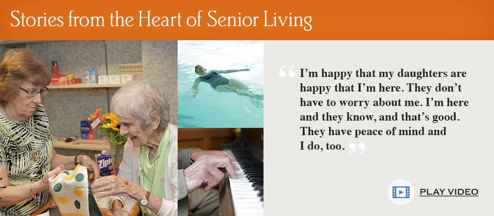 assisted living :: launch video